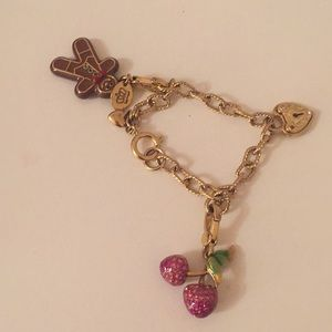 Jewelry - Juicy Bracelet and Two Charms